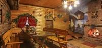 Русская банька на дровах «Хижина»