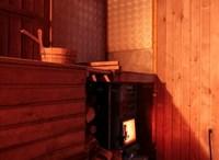 «Семейная» дровяная баня
