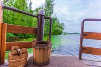 Баня на воде