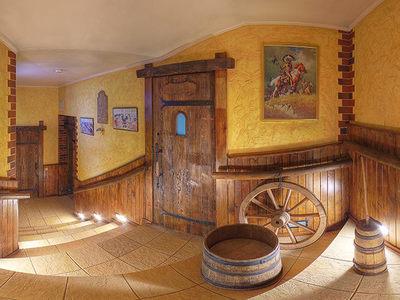 Сауна Wild West